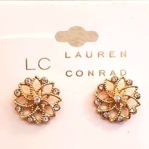 LC Lauren Conrad Gorgeous Earrings
